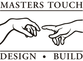 Masters Touch Design Build Logo