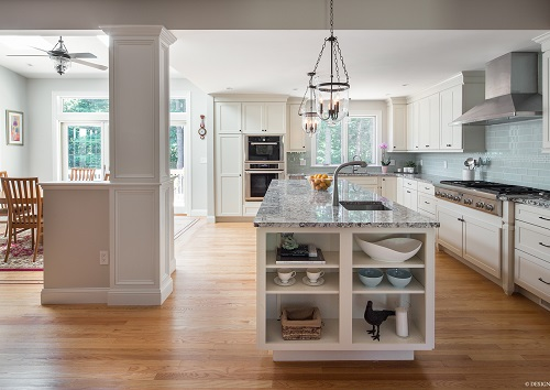 Design build kitchen remodeling contractors holliston ma for Webs custom kitchen