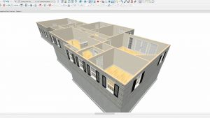 3D Rendering model by Chief Architect