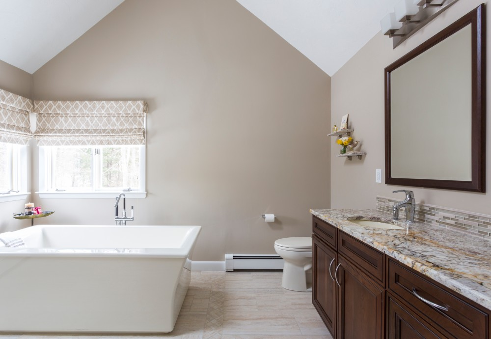 Holliston Master Bathroom Remodel Masters Touch Awesome Master Bathroom Remodeling Model