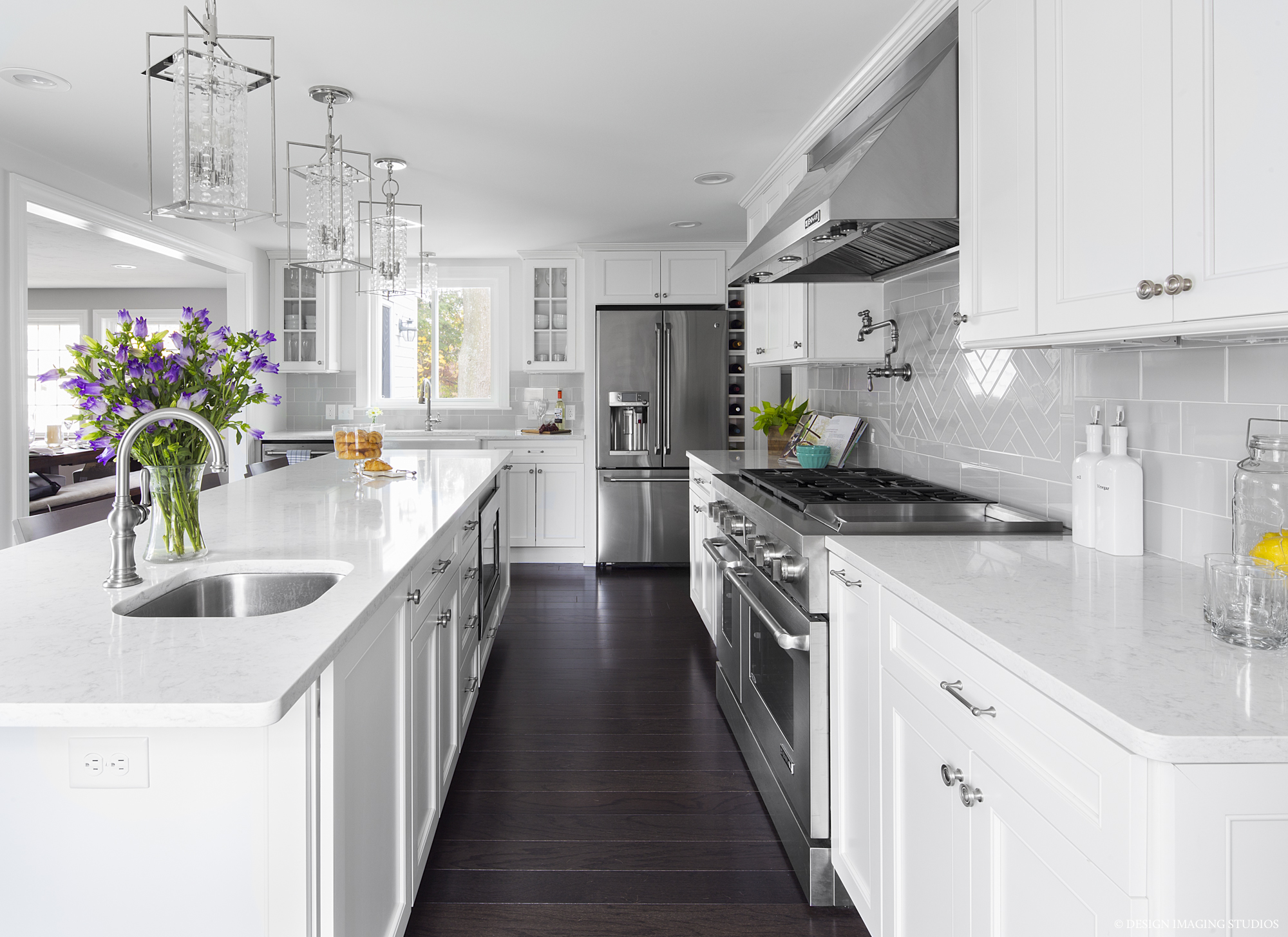 style a kitchen