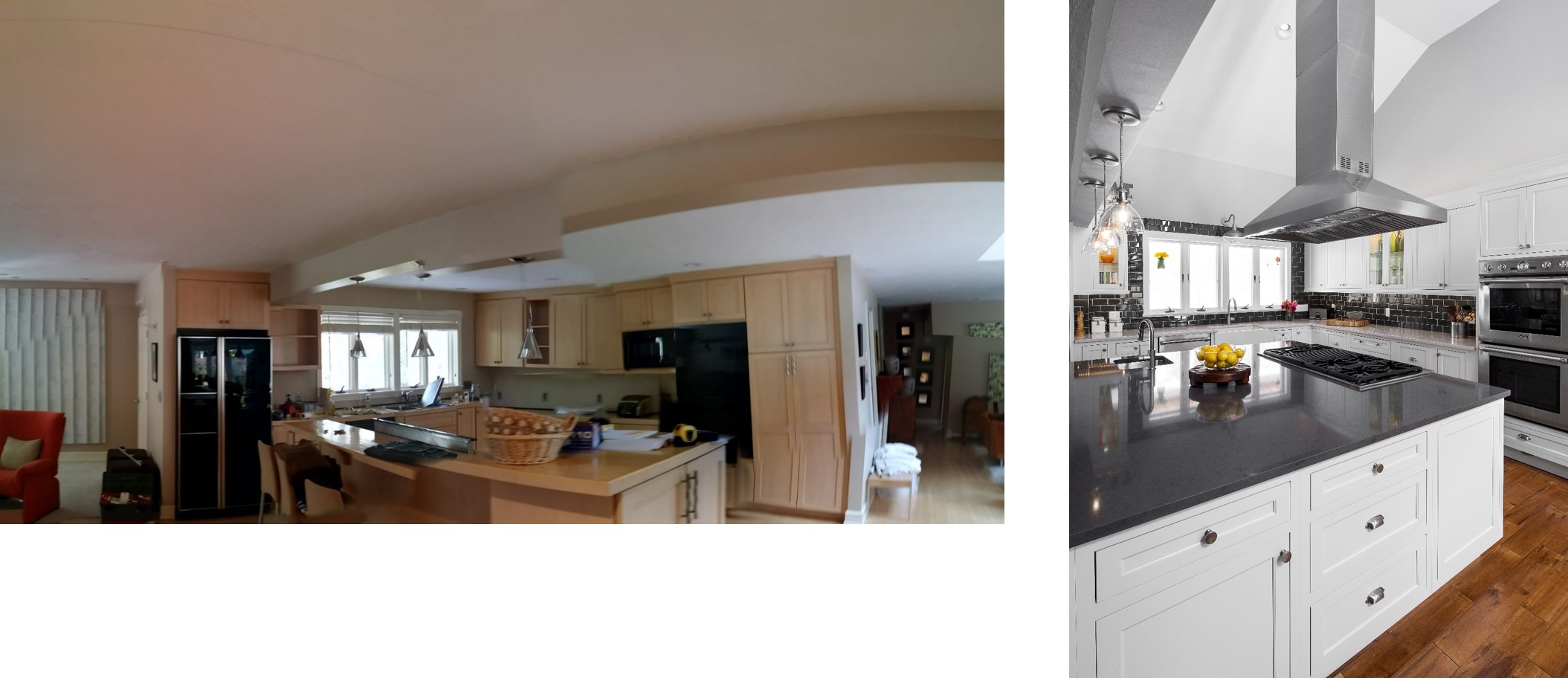 100 Cabinets After2 Jpg With Best Kitchen