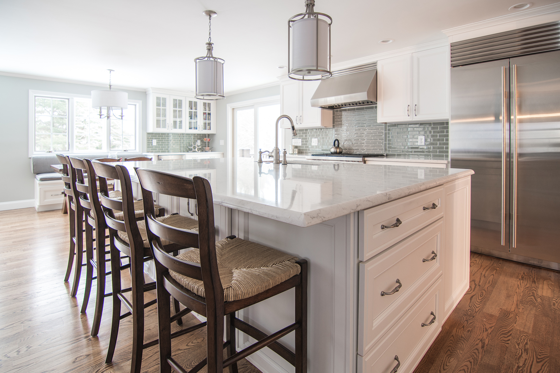 Our Latest Kitchen, Bathroom, Flooring Projects We Worked On ...