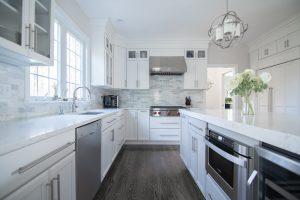 view in kitchen