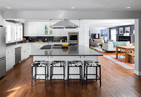 Beautiful new kitchen