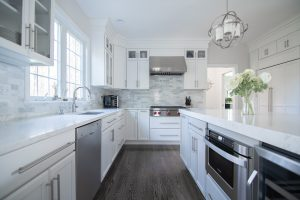Nice White Cabinet Kitchen